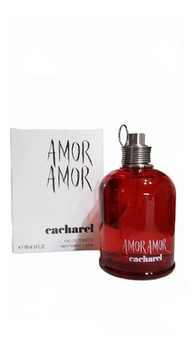 Imagen 1 de 10 de Tester Del Perfume Amor Amor De Cacharel 100ml Despacho Grat