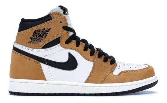 Sneakers Jordan Retro 1 Roy (rookie Of The Year) Originales