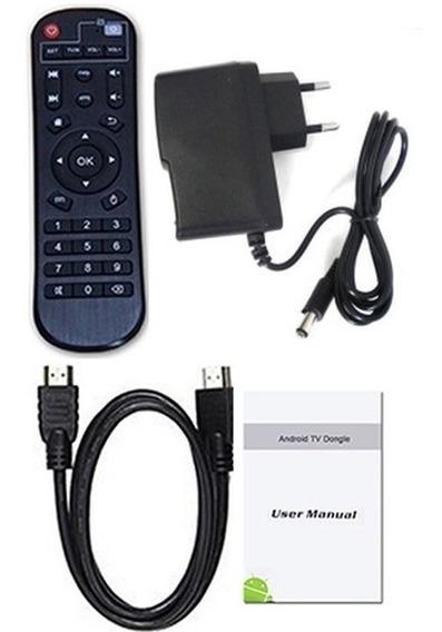 Kit Acessórios Reposição Original Tv Box H96 Max + Plus
