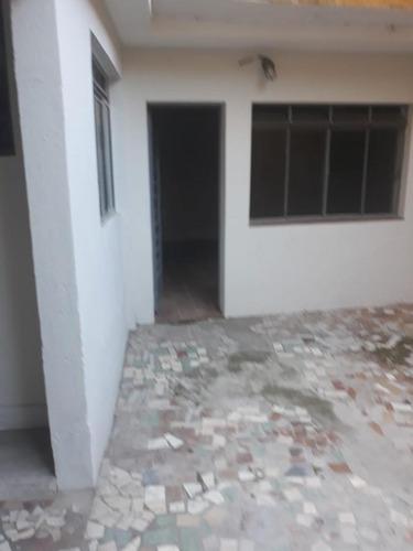 Casa Para Locação Em Taboão Da Serra, Cidade Intercap, 2 Dormitórios, 1 Banheiro - Ca0177l_1-1631615