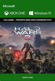 Halo Wars 2 - Xbox One - Key Codigo Digital