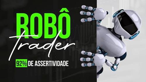 Robô Para Operações Otimizadas Em Plataformas De Negociação.