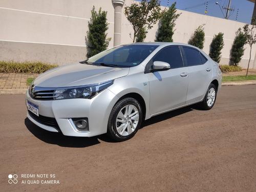 Imagem 1 de 11 de Toyota Corolla - Perfeito Estado - Rodou, Estrada E Cidade.