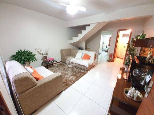 Imagem 1 de 16 de Casa Em Condomínio Com 2 Dormitórios À Venda, 91 M² Por R$ 280.000 - Rondônia - Novo Hamburgo/rs - Ca2863
