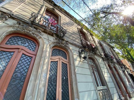 Departamento En Venta En Colonia San Rafael, Ciudad De México