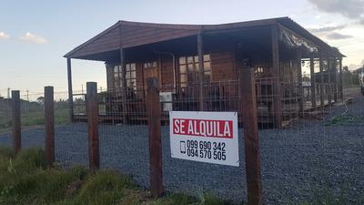 Cabaña En Punta Del Diablo Para 8 Personas