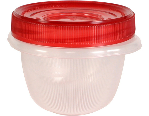 Hermético Take Alongs Twist & Seal Redondo 473 Ml Rubbermaid
