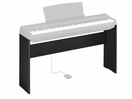 estante yamaha l 125 b para piano r 678 98 em mercado livre. Black Bedroom Furniture Sets. Home Design Ideas