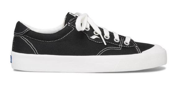 Zapatos Mujer Keds Crew Kick 75 Black Casual
