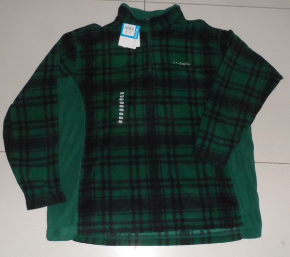 Sudadera Columbia Termica Pine Ridge Polar 2xl Medio Zip