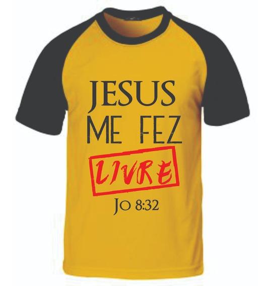 Kit C/5 Camisas Evangelicas Masculino Atacado Revenda