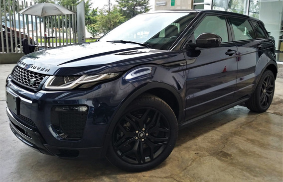 Land Rover Evoque 2018 2.0 Hse Dynamic At