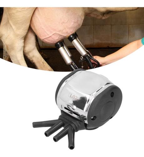 Imagen 1 de 9 de L02 Pulsador De Leche Máquina De Ordeño Accesorio Para Vaca