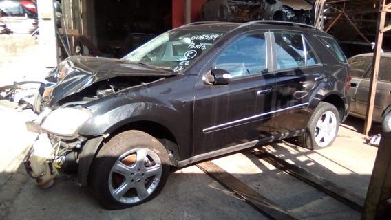 Sucata Mercedes Ml-350 /2008 Para Vendas De Peças