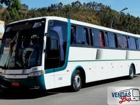 Ônibus Busscar De Fretamentos, Excelente Conservação 50 Lug.