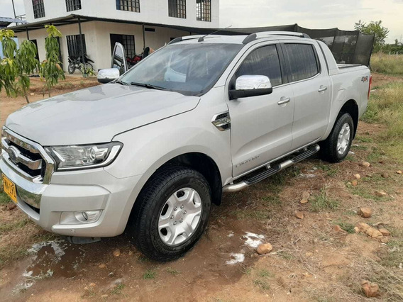 Ford Ranger Limited 3.2diésel At