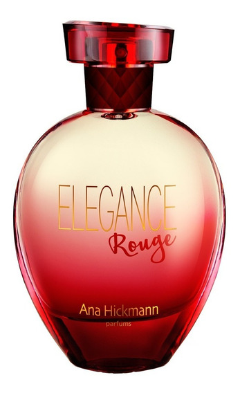 Elegance Rouge Ana Hickmann Perfume Feminino - Deo Colônia 50ml
