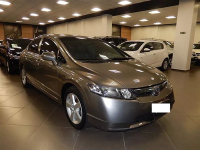 Honda Civic 1.8 Lxs 16v 2008