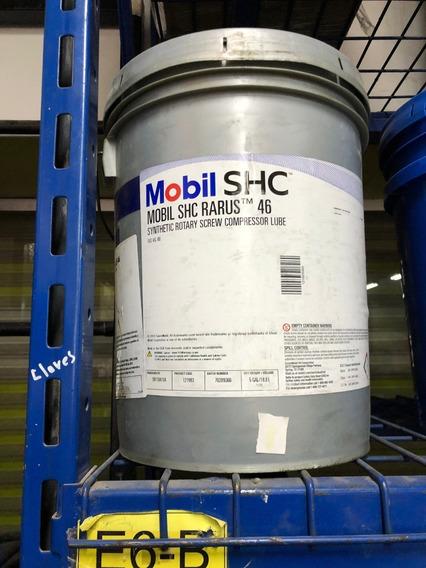 Cubeta De Aceite Compresor De Tornillo Shc Rarus 46 Mobil
