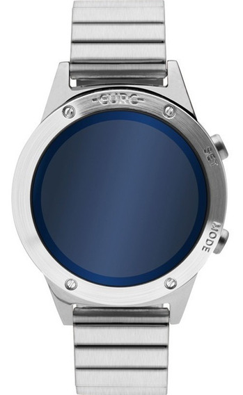 Relógio Euro Feminino Prata Eujhs31baa/3a Sabrina Sato + Nf