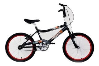 Bicicleta Cross Bmx Liberty R16 Varon +led + Envio Gratis