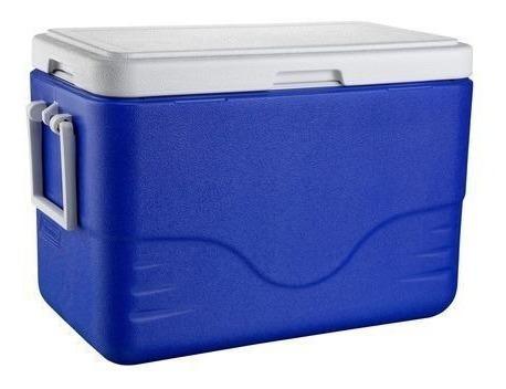 Caixa Térmica 26,5l Azul 28 Qt Coleman
