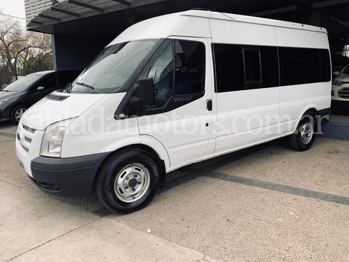 Ford Transit Mini Bus 13 + 1 2014