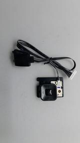 Botão + Sensor + Flat Da Tv Samsung Un40ku6300g