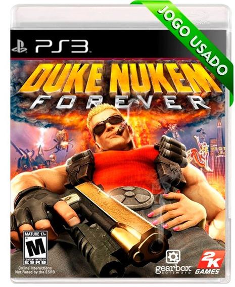 Duke Nukem Forever Ps3 Original