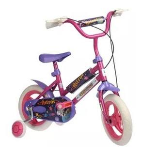 Bicicleta Unibike Niña Rodado 12 Sin Stock