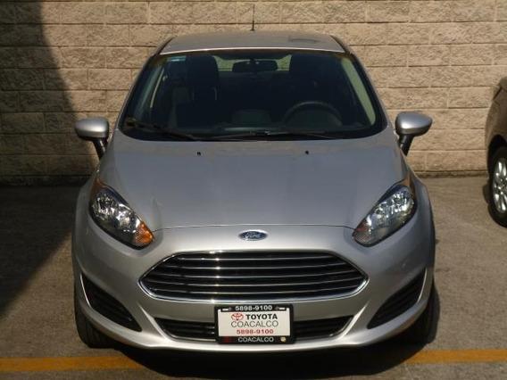 Ford Fiesta Sin Definir 4p Se L4/1.6 Man