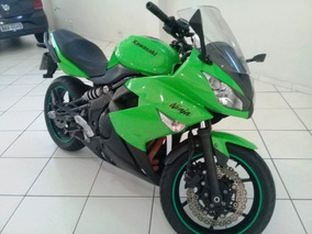 Vende-se Kawasaki Ninja 650r