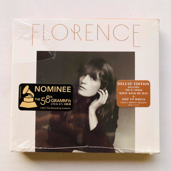 Florence And The Machine How Big How Blue Deluxe Edition New