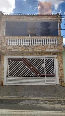 Sobrado Residencial À Venda, Jardim Gonzaga, São Paulo. - Codigo: So0646 - So0646