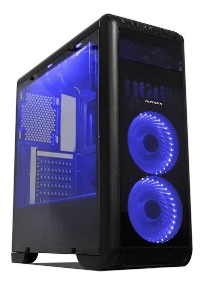 Pc Gamer Cpu I5, 8gb, Ssd 240gb, Fonte Real, Gt730 4gb Wifi
