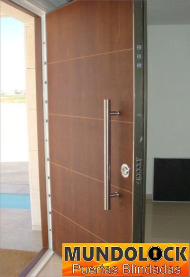 Puerta Blindada Instalada