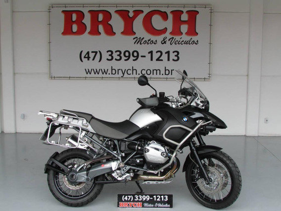 Bmw R 1200 R1200 Gs Adventure Abs 2012