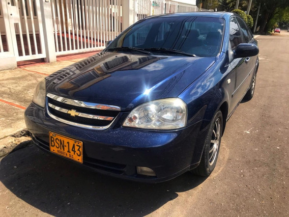 Chevrolet Optra Limited Aut 1.8 2006