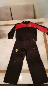 Agasalho Scuderia Ferrari Puma Original