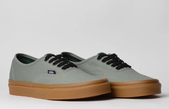 Tênis Vans Authentic Gum Shadow Trekking Green Original 42