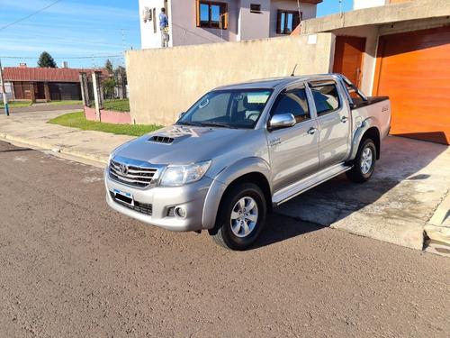 Toyota Hilux 2015 Srv 3.0 4x2