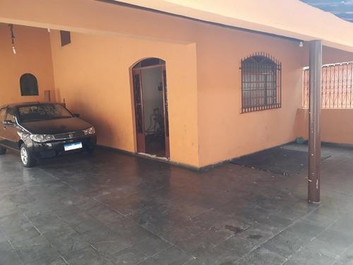 Excelente Casa Colonial Em Lote Plano De 372m² - Tw276