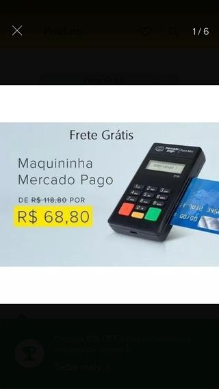 Maquininha Do Mercado Pago