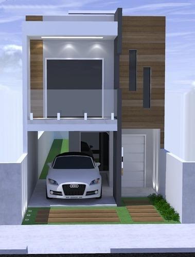 Imagem 1 de 9 de Projeto Arquitetônico 3qtos + Hidráulico + Elétrico | #ea130