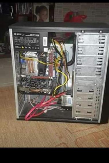Pc Gamer Xeon X5450 3.0 Ghz, Gtx 960 2gb, (2x4) 8gb De Ram