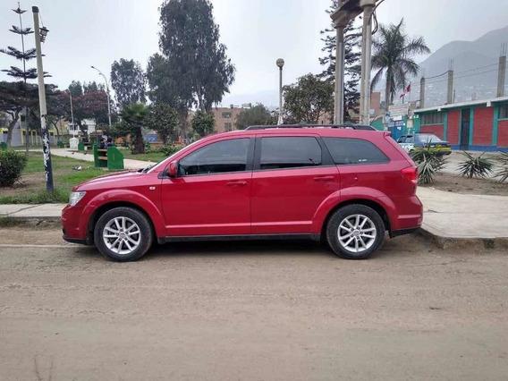 Dodge Journey Como Nuevo 2013