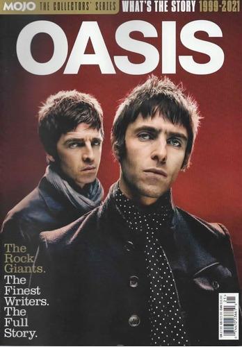 Imagem 1 de 1 de Revista Mojo The Collectors'series Oasis 1999-2021