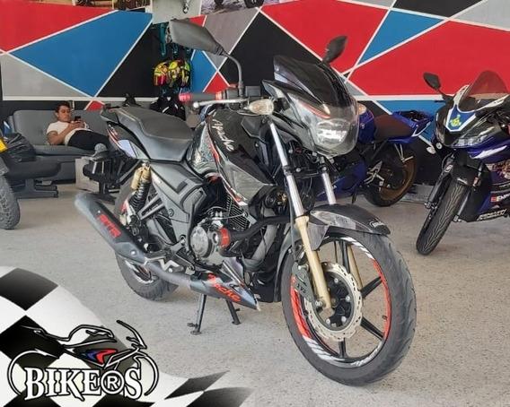 Apache Rtr 180 2018 Recibimos Tu Moto, Bikers!!!