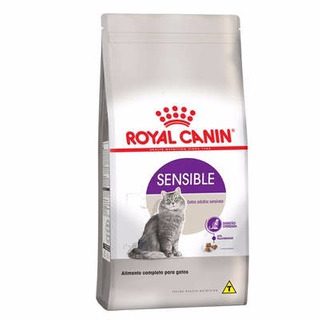 Ração Royal Canin Sensible Gatos Adultos 7.5kg Pett
