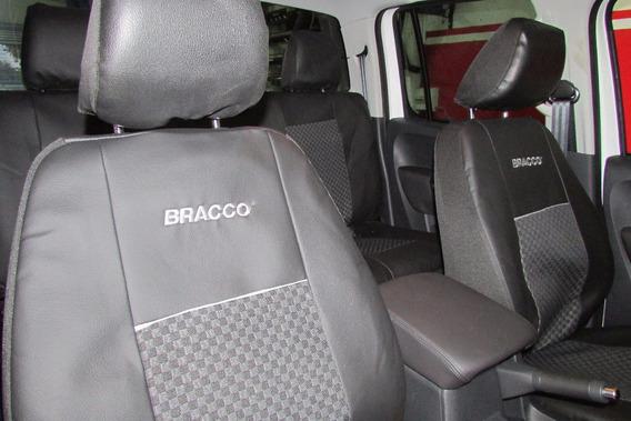 Fundas Cubre Asientos Hilux Enteriza- Original Bracco